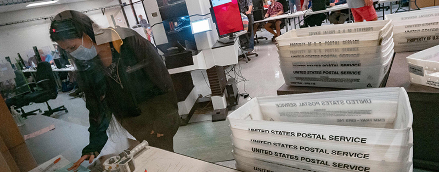Supreme Court Weighs Voting Rights in a Pivotal Arizona Case