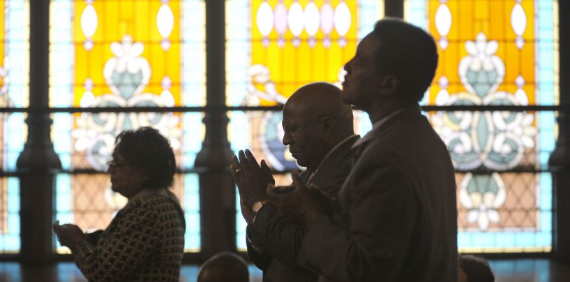Americans Are in a Mental Health Crisis – Especially African Americans. Can Churches Help?