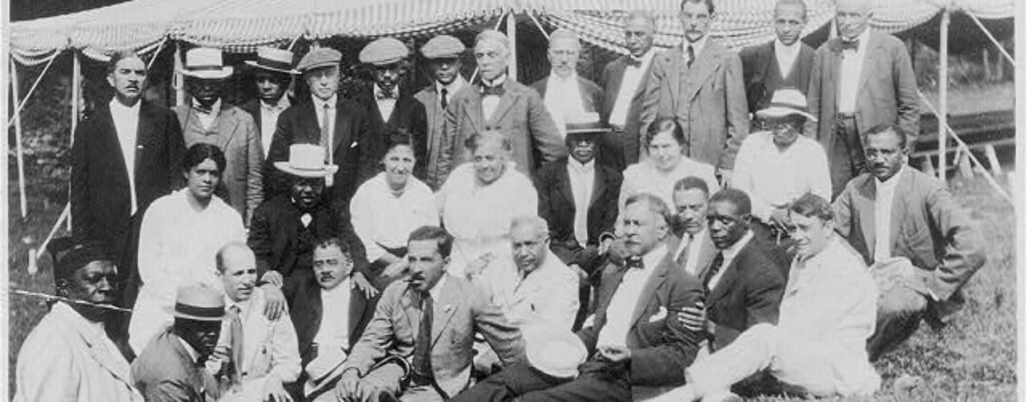 A Century Ago, James Weldon Johnson Became the First Black Person To Head the NAACP