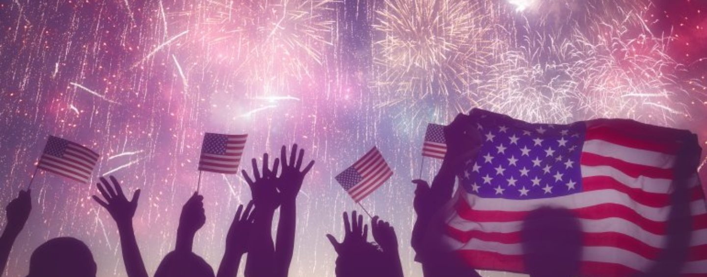 Red, White but Rarely Blue – the Science of Fireworks Colors, Explained