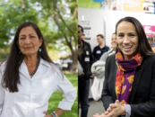 First Native American Women Elected to Congress: Sharice Davids and Deb Haaland