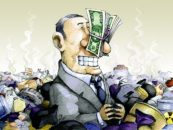 The Lobbying Industry – Oversized Influence Compared to Ordinary American