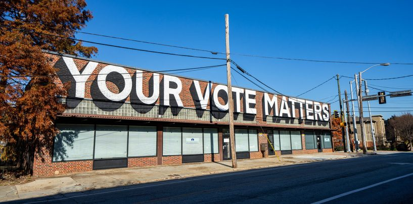 Grassroots Organizers Should Be Celebrated in Georgia's 95% Voter Registration Rate