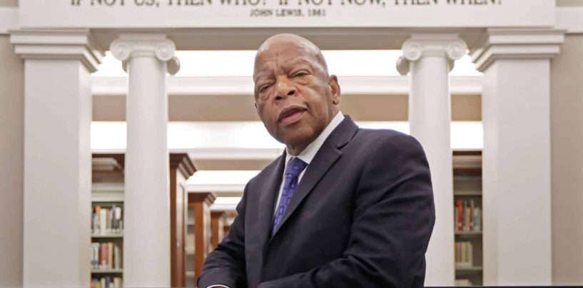 John Lewis' Fight for a Just Democracy Continues One Year After His Death