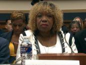 Eric Garner's Mother Gives Emotional Testimony at Judiciary Hearing