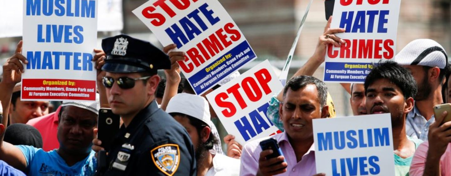 Is the FBI Underreporting the Surge in Hate Crimes?