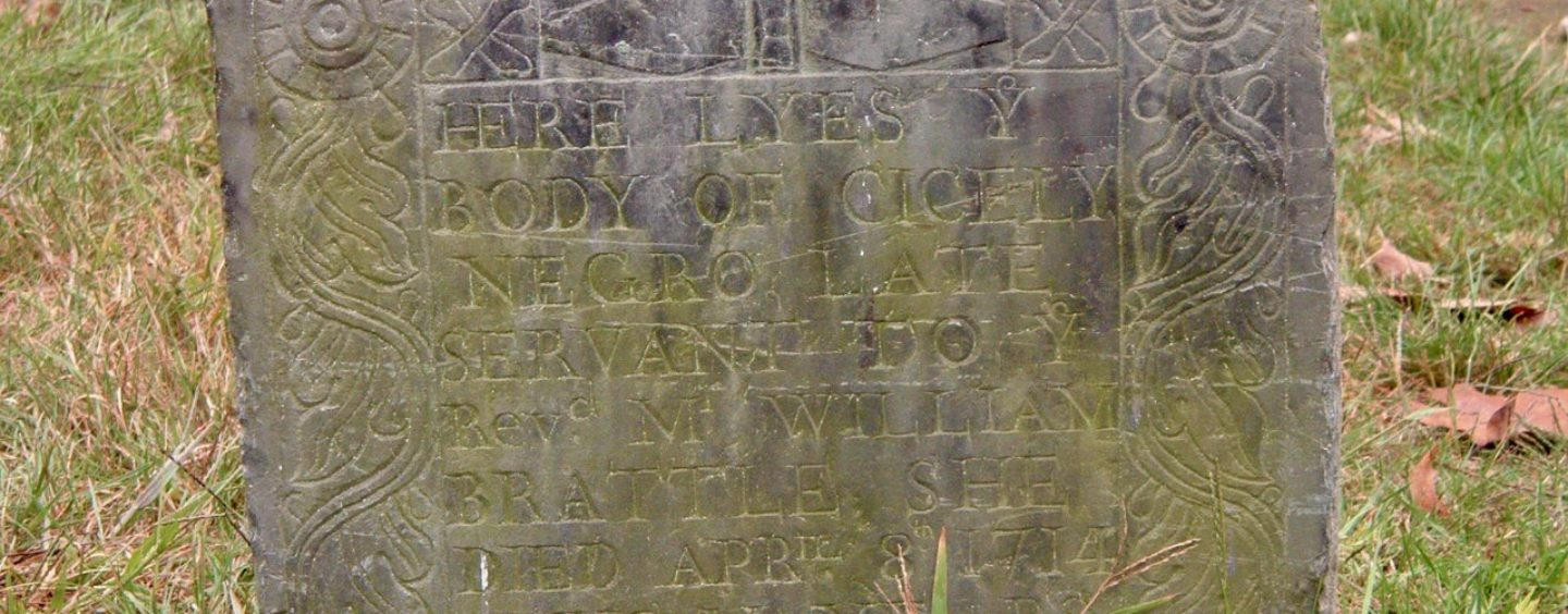 Cicely Was Young, Black and Enslaved – Her Death During an Epidemic in 1714 Has Lessons That Resonate
