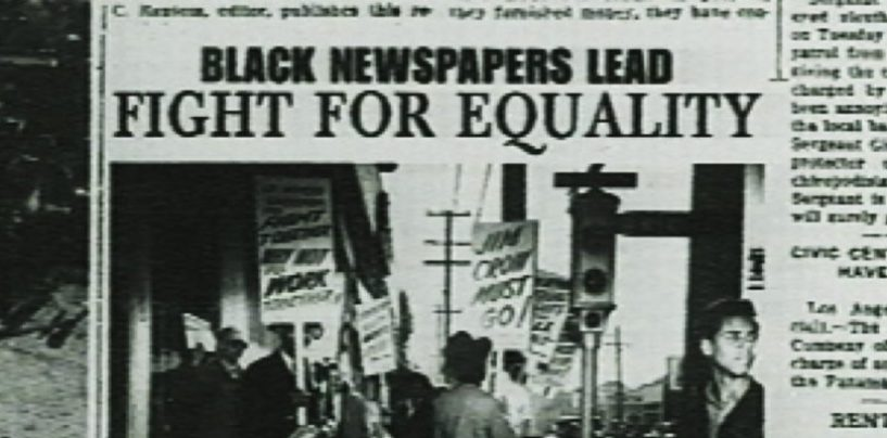 The Storied History of the Black Press