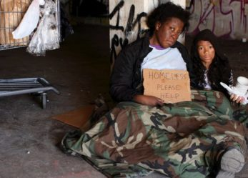 Can't Stay Home, Can't Keep Curfew: People Experiencing Homelessness Caught in Pandemic