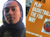 Former College Basketball Standout's New Book Teaches 'How to Play Basketball the Fun Way'