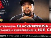 Iconic Entertainer and Entrepreneur, Ice Cube, Speaks to the Black Press