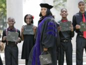 Single Mom With Five Children Graduates From Law School; Inspires Millions