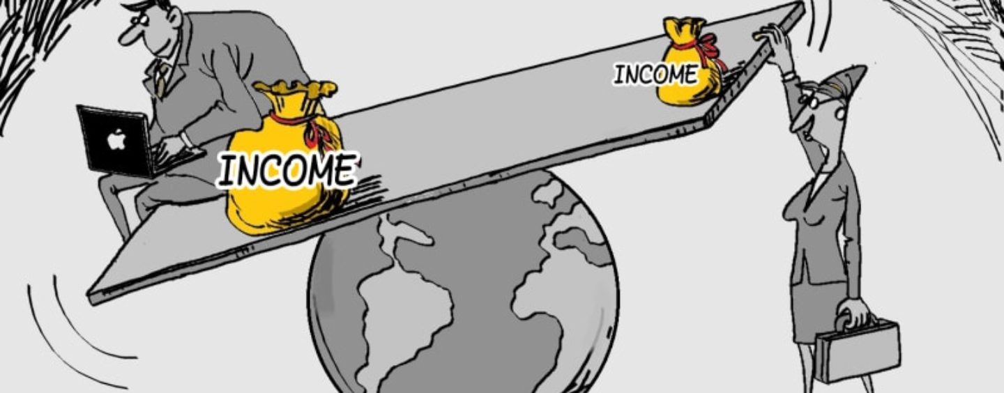 5 Factors That Fuel Income Inequality