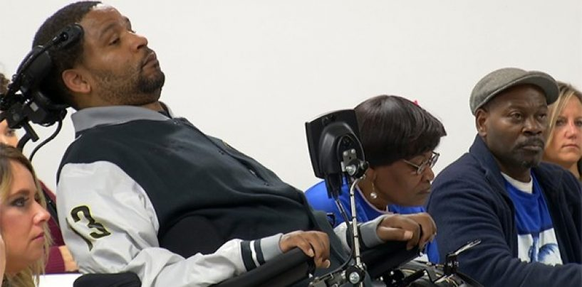 Black Man Shot and Paralyzed by Iowa Police Officer to Get $8M Settlement