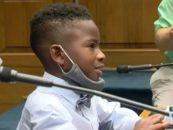 Ka'Mauri Harrison, 9, Takes Fight to Stay in School to the Louisiana Legislature