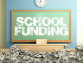 Federal Spending Covers Only 8% of Public School Budgets
