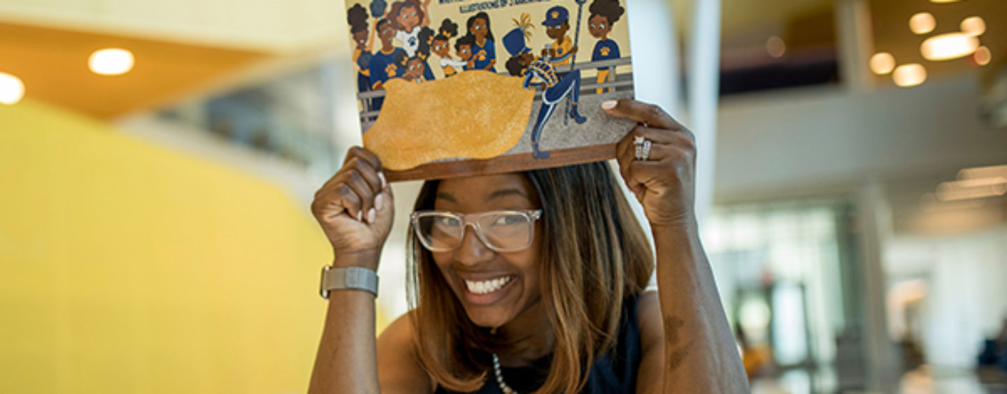 Mom and Teacher Releases Children's Book About the HBCU Homecoming Experience