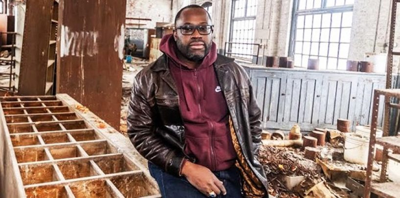 Black Entrepreneur Buys Back the Block to Develop 15,000 Sq. Ft. State of the Art Cultural Facility