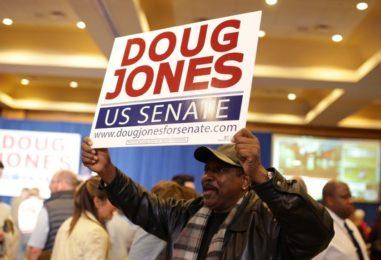 African American Voters Made Doug Jones a U.S. Senator in Alabama