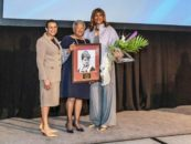 Dorothy R. Leavell Receives the Ida's Legacy Award