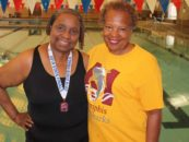 68-year-old swimmer competes in National Senior Olympics