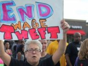 'Shady Bosses' Stealing $15 Billion in Wages from Low-Income Workers: Report