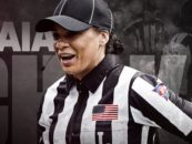 HBCU Grad Becomes the NFL's First Black Woman Referee
