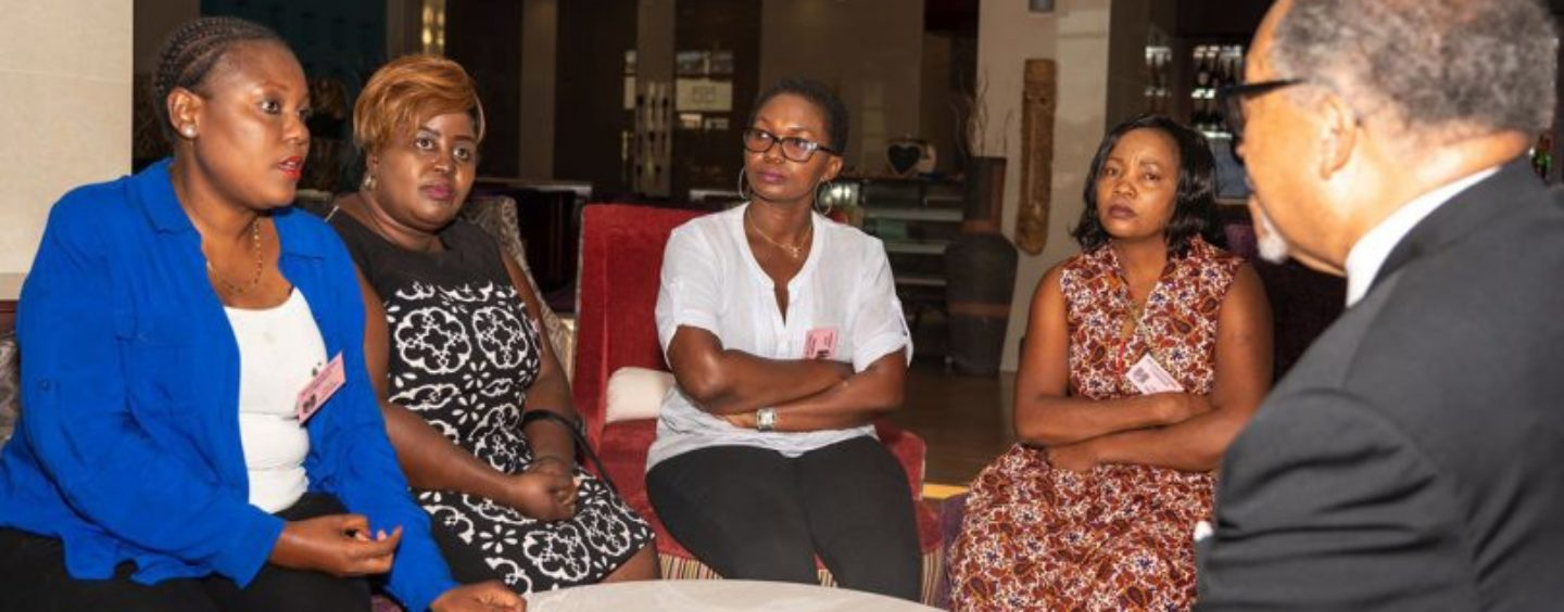 Women Play Key Role in Ensuring African Democracy