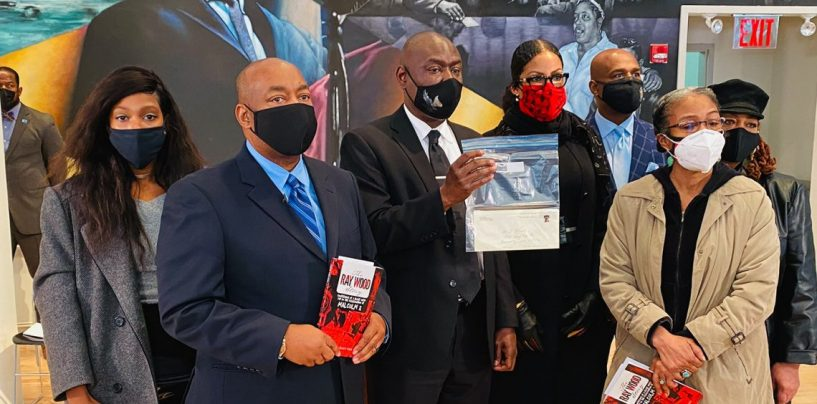 Attorney Ben Crump and Daughters of Malcolm X Reveal NYPD Officer's 'Death Bed' Confession of NYPD/FBI Conspiracy