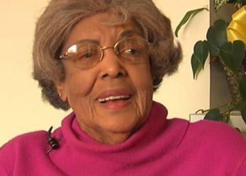 NNPA Publishers Honor Marjorie Parham, a Living Legend of the Black Press