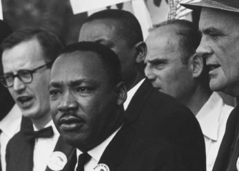 The Stuff of Dreams — MLK goes right on marching