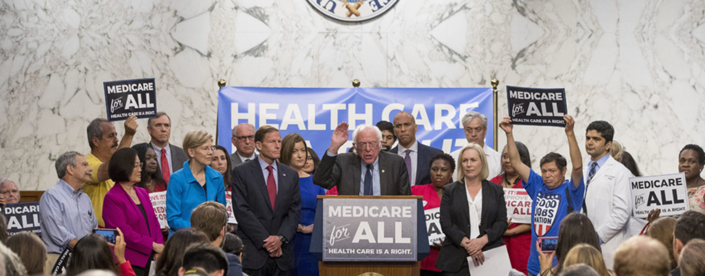 How the US could afford 'Medicare for All' – Americans' Number-One Priority