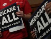 Who Stands With People Over Lobbyists, Progressive Campaign Pressures Democrats to Vote on Medicare for All