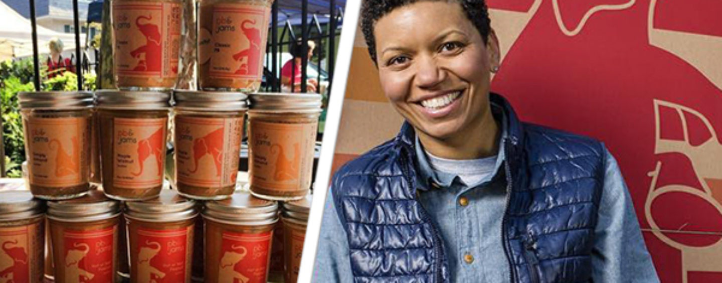 DJ-Turned-Entrepreneur Finds Success With Her Homemade Peanut Butter and Jams