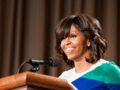Michelle Obama Joins Voter Registration Drive for the Midterms