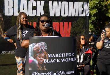 Black Woman Leading the Way Forward in 2018