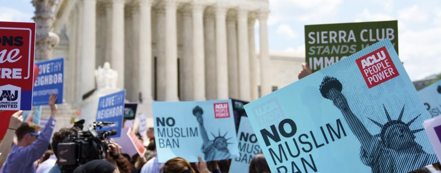 The Supreme Court Only Sees Religious Bigotry When It Wants To