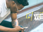 "NAACP Launches ""Text the Vote!"" Campaign"