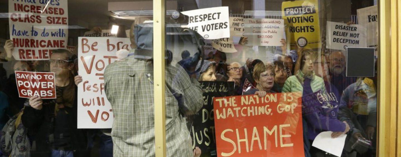 North Carolina GOP Asks Supreme Court to Block Redistricting Order