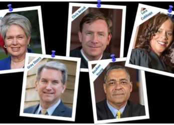 Join GDN Via Zoom – For a Statewide Judicial Candidate Virtual Event