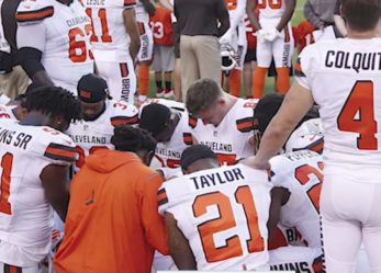 Full Support for NFL Players to Undertake Comprehensive Action To Address Police Shooting Crisis