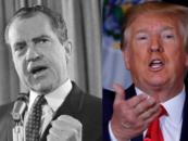 Trump's Bad Nixon Imitation May Cost Him the Presidency
