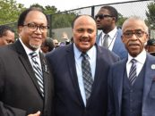 Martin Luther King III and Wife Arndrea King Talk Voting Rights, Abolishing Filibuster