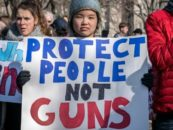 Students Demand End to NRA's Stranglehold, Stronger Democracy Key to Gun Control