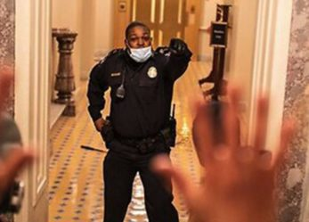 Hero Capitol Officer Eugene Goodman Hails from Washington, DC