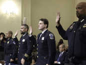 Police Officer at Capitol Riot Hearing Says, 'Hitman' Sent the Rioters