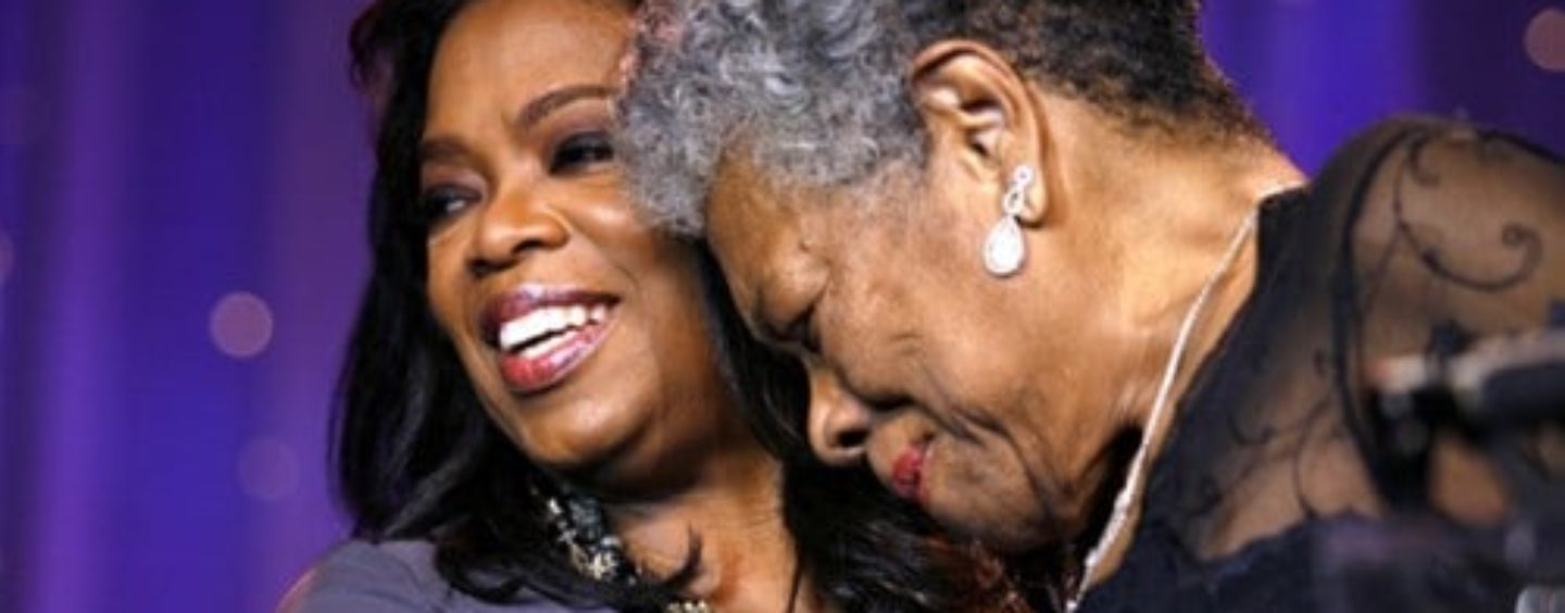 20 Inspirational Quotes For Black Moms and Their Daughters (From Oprah, Maya Angelou, and More!)