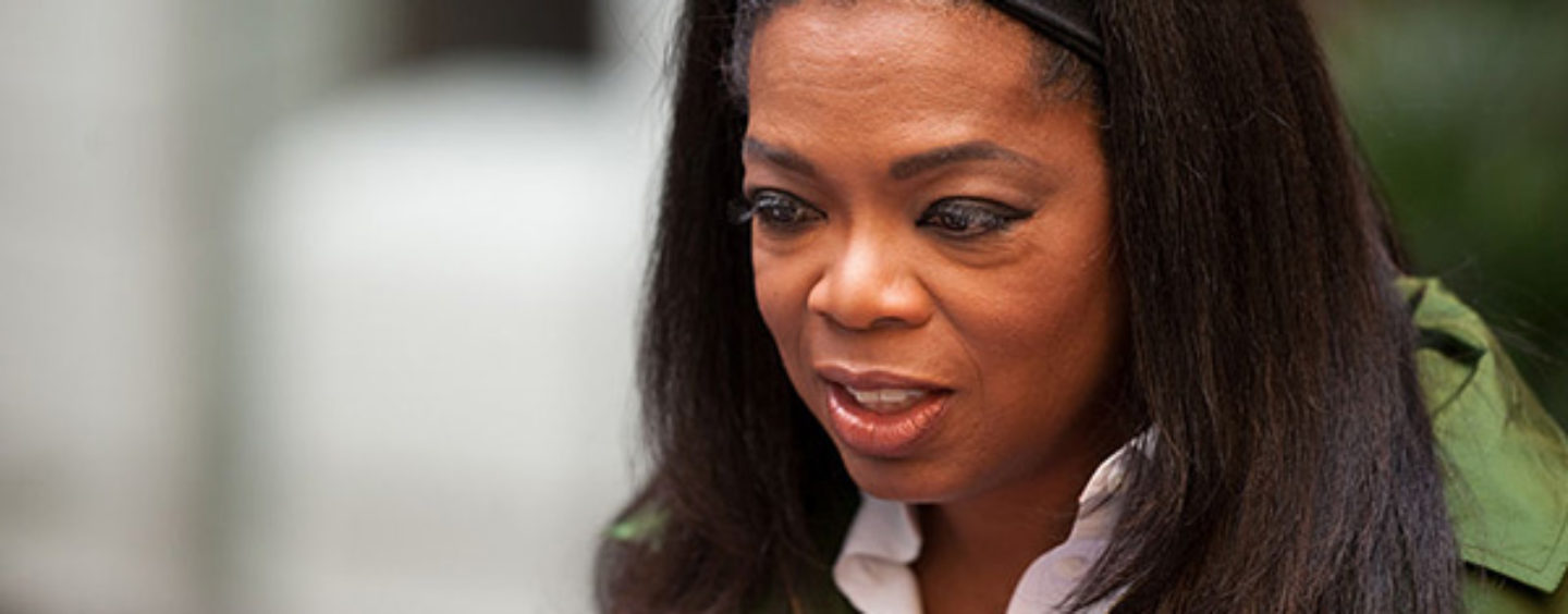Oprah Signs New $70 Million Deal With Discovery Networks