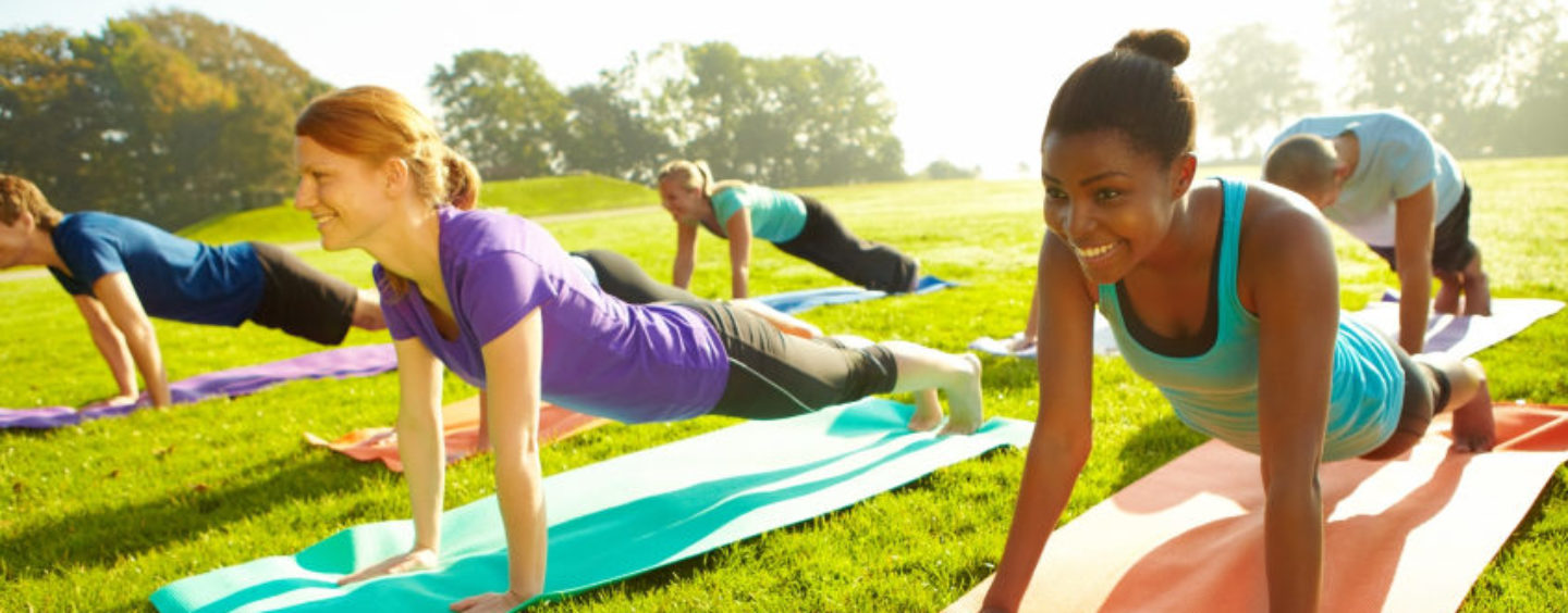 NHRMC and YMCA Sponsor Third Free Outdoor Fitness Celebration Series
