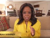 Oprah Winfrey To Host Virtual Town Halls in Key States To Encourage, Inspire and Support Voters